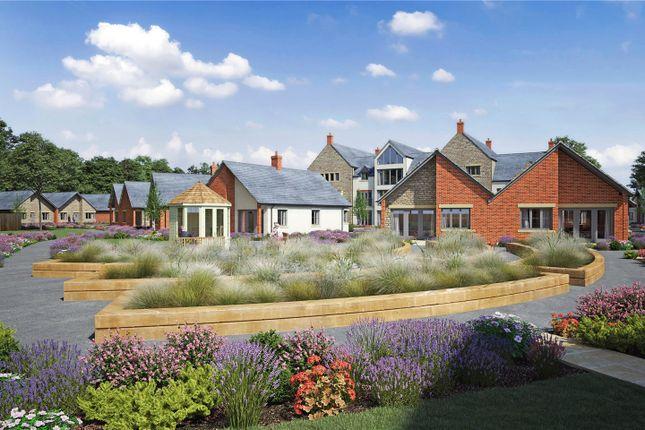 2 bed bungalow for sale in Kingsdown Retirement Village, Kingsdown Road, Swindon SN3