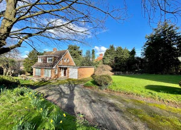 Thumbnail Detached house for sale in The Paddock, Harts Lane, Exeter