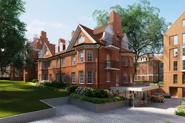 Thumbnail Flat for sale in Kidderpore Avenue, Hampstead, London