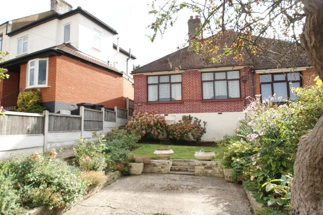 Thumbnail Semi-detached bungalow for sale in London Hill, Rayleigh