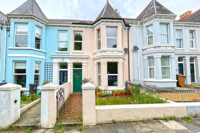 5 bed terraced house for sale in Gifford Terrace Road, Mutley, Plymouth PL3