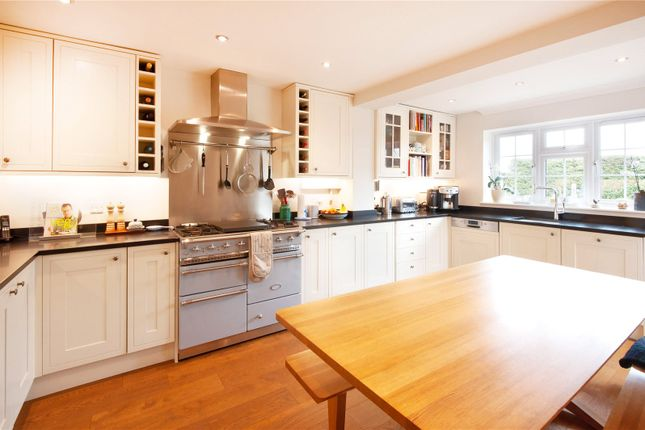 Thumbnail Detached house for sale in Queen Annes Close, Lewes, East Sussex