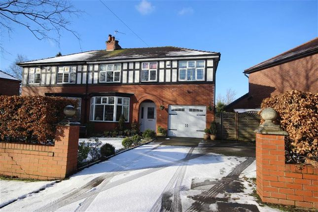 4 bed semi-detached house for sale in Granary Lane, Worsley, Manchester