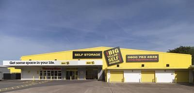 Warehouse to let in Big Yellow Self Storage Cheltenham, Princess Elizabeth Way, Cheltenham, Gloucestershire