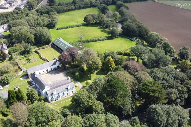 Thumbnail Detached house for sale in Church Road, Johnston, Haverfordwest
