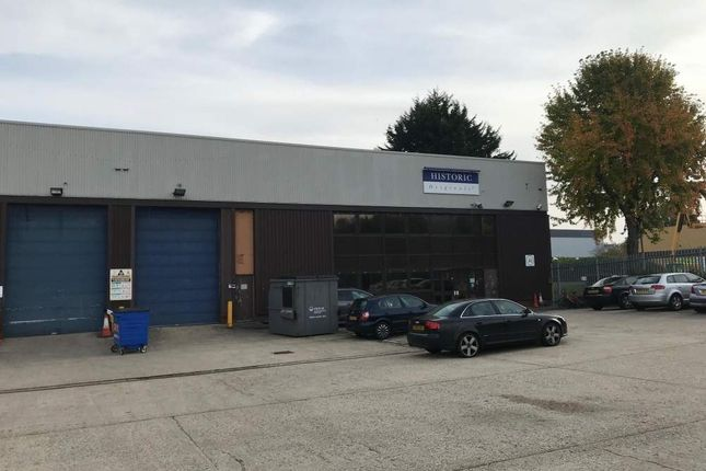 Thumbnail Light industrial to let in Unit Worton Grange, Reading