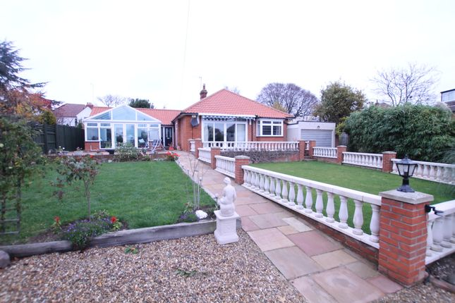Thumbnail Bungalow for sale in Brook Lane, Old Felixstowe