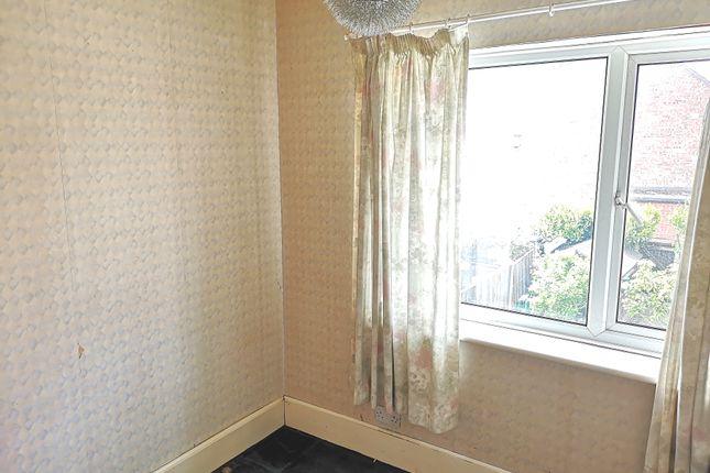 Rear Bedroom of Albemarle Avenue, Gosport PO12