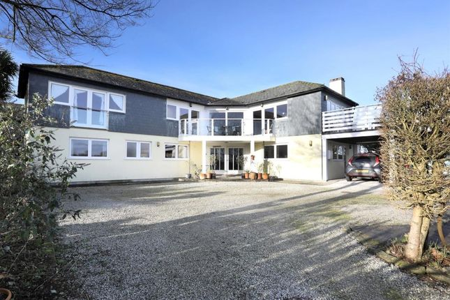 Thumbnail Detached house for sale in Pound Hill, Landrake, Cornwall