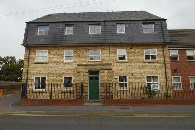 Thumbnail Flat to rent in Bridge Street, Deeping St James, Peterborough, Cambridgeshire