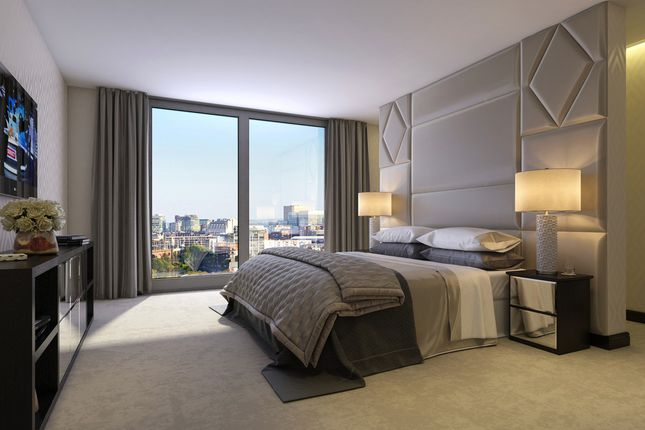 Thumbnail Flat for sale in Old Church Street, Manchester M40, Manchester,