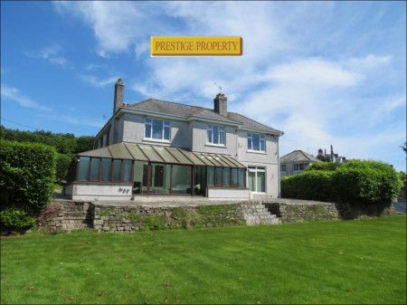 Thumbnail Detached house for sale in Trevarthian Road, St. Austell