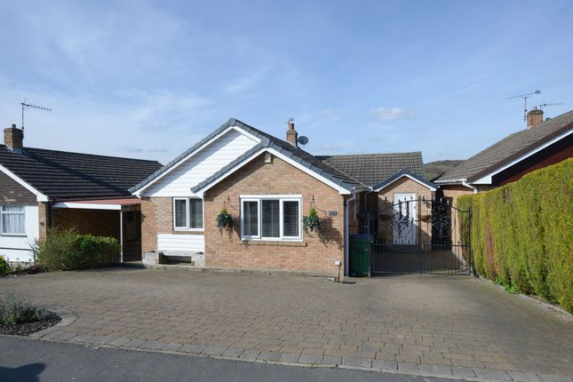 Thumbnail Detached bungalow for sale in Meadow Hill Road, Hasland, Chesterfield