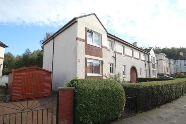 Thumbnail Flat for sale in Blackstoun Oval, Paisley, Renfrewshire
