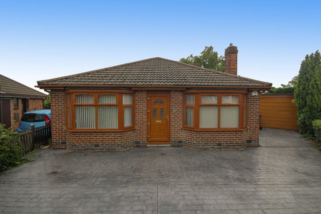 Thumbnail Detached bungalow for sale in Richmond Avenue, Littleover, Derby