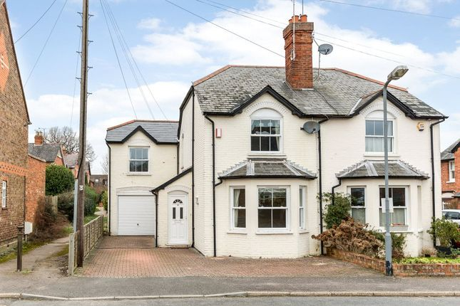 Thumbnail Semi-detached house to rent in North End Lane, Sunningdale, Berkshire