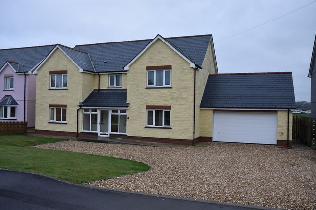 Detached house for sale in Bowls Road, Blaenporth, Cardigan