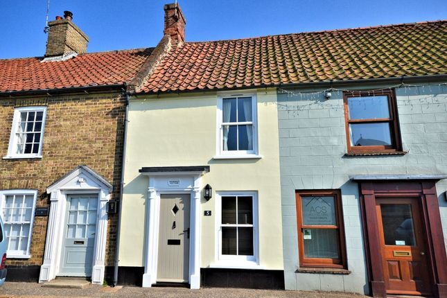 Thumbnail Cottage for sale in Ulph Place, Burnham Market, King's Lynn