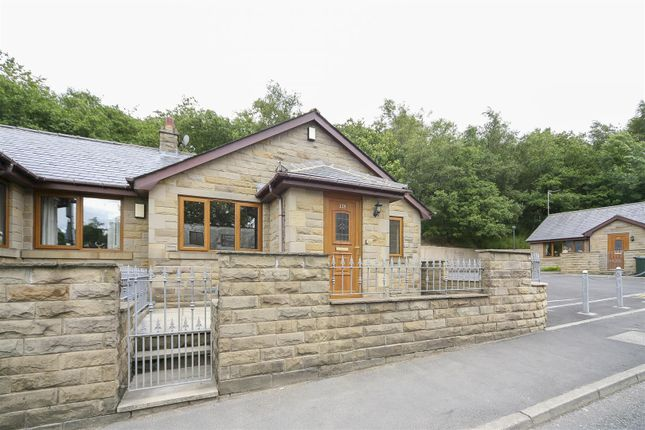 Thumbnail Semi-detached bungalow to rent in Rochdale Road, Bacup, Rossendale