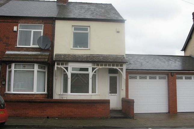 Thumbnail Terraced house to rent in Tudor Street, Sutton-In-Ashfield