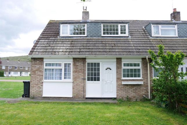 Thumbnail Terraced house to rent in Dunster Crescent, Weston-Super-Mare