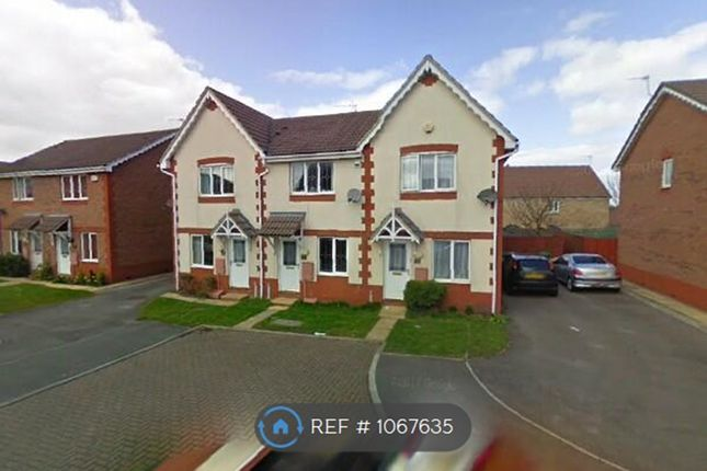 Thumbnail Room to rent in Westons Brake, Emersons Green, Bristol