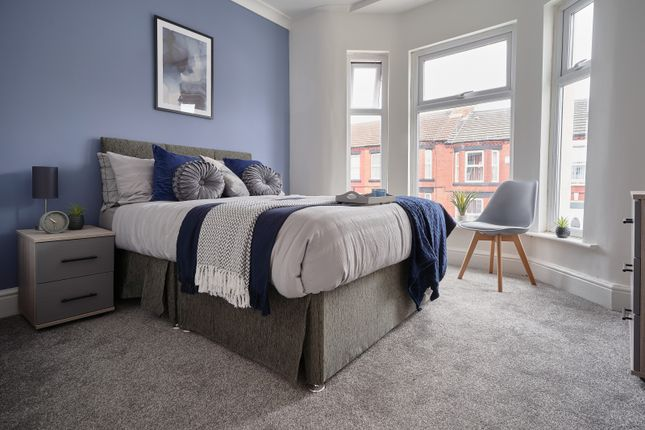 Thumbnail Shared accommodation to rent in Raffles Road, Tranmere, Birkenhead