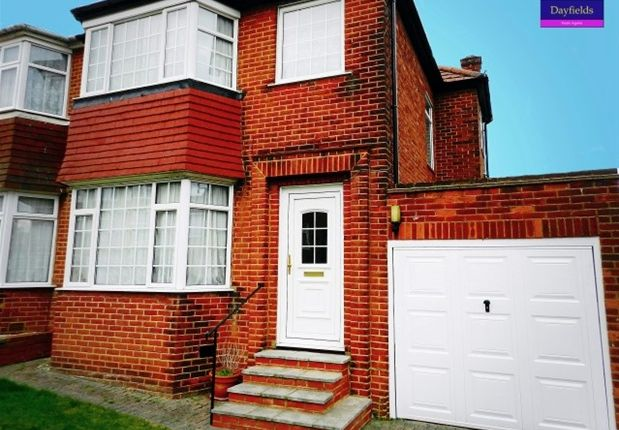 3 bed semi-detached house for sale in Curthwaite Gardens, Enfield