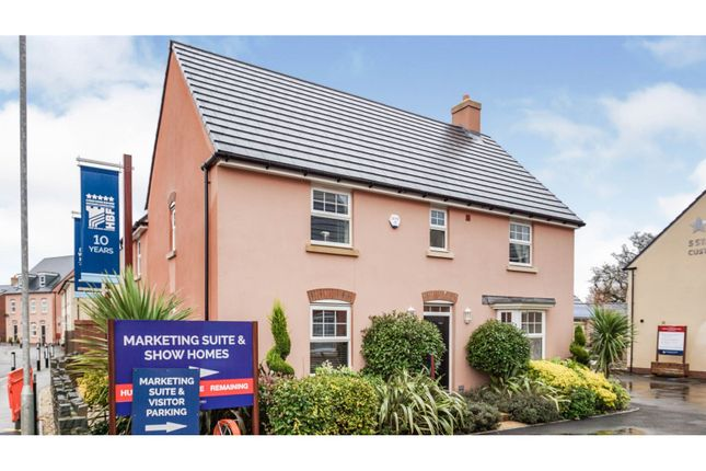 4 bed detached house for sale in Ternata Drive, Monmouth NP25