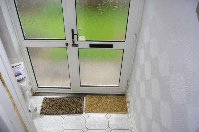 Vestibule of Evesham Close, Thornton-Cleveleys FY5