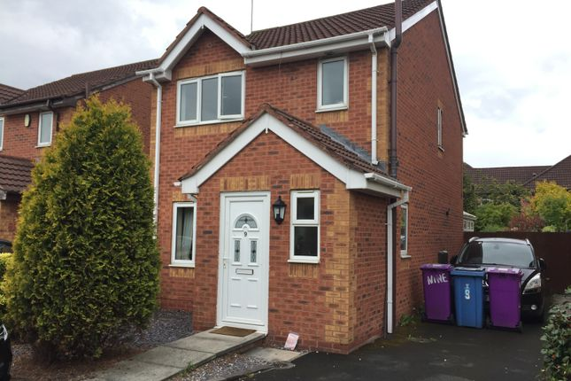 Thumbnail Room to rent in Saline Close, Liverpool