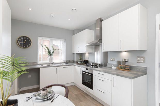 1 bedroom flat for sale in Cleeve Road, Leatherhead