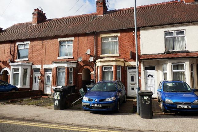 Thumbnail Flat to rent in Croft Road, Stockingford