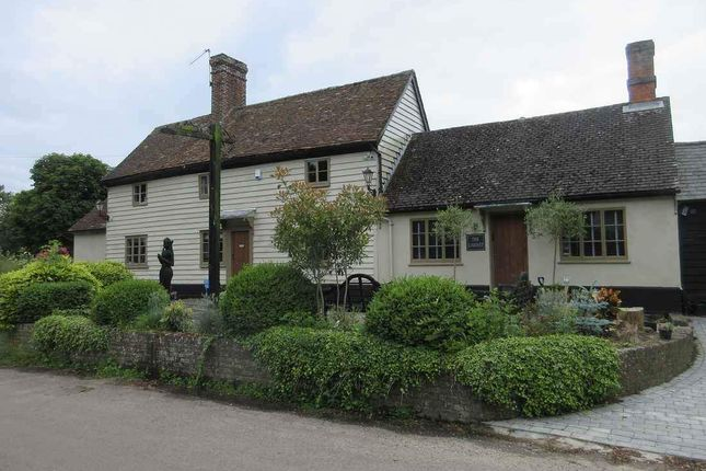 Thumbnail Restaurant/cafe for sale in High Street, Reed, Royston