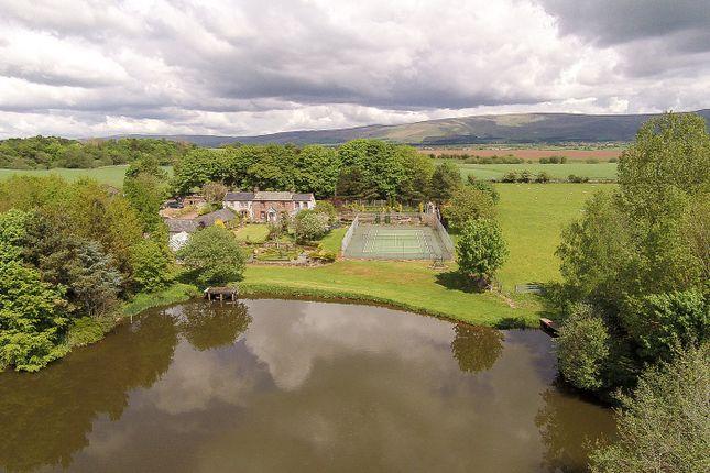 Thumbnail Farmhouse for sale in Linden Farm House, Langwathby, Penrith, Cumbria
