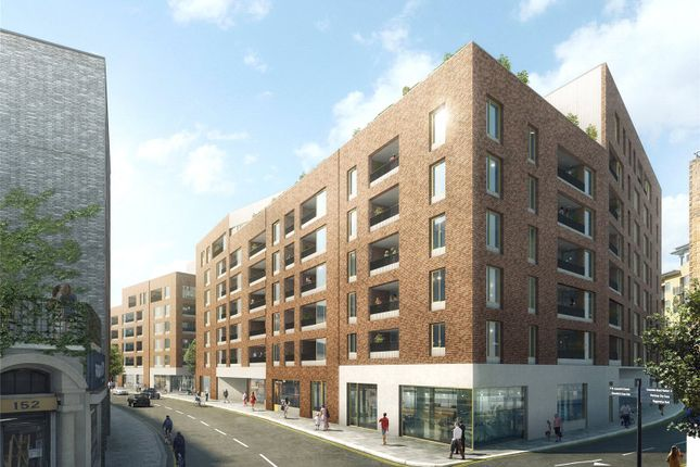 Thumbnail Flat for sale in Shoreditch Exchange, London