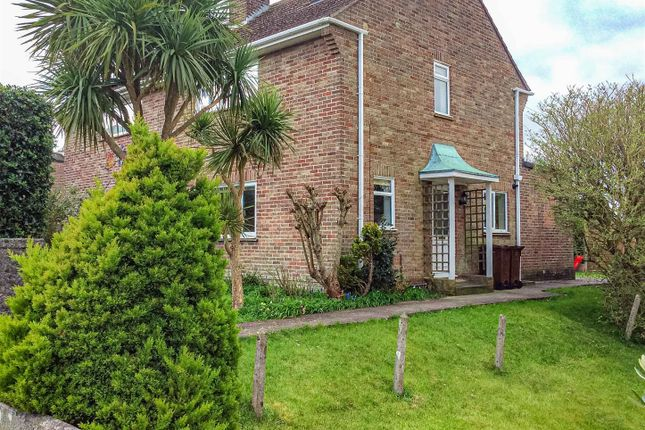 Thumbnail Semi-detached house for sale in St. Dunstans Road, Salcombe