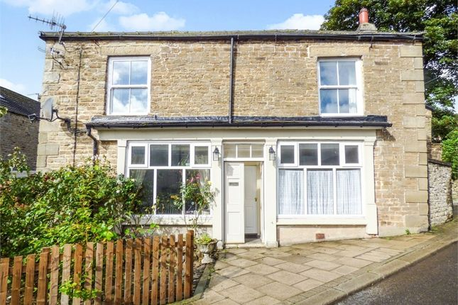 Thumbnail Detached house for sale in Front Street, Wearhead, Bishop Auckland, Durham