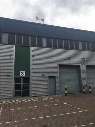 Light industrial to let in Unit 3, Falcon Business Centre, Wandle Way, Mitcham, Surrey