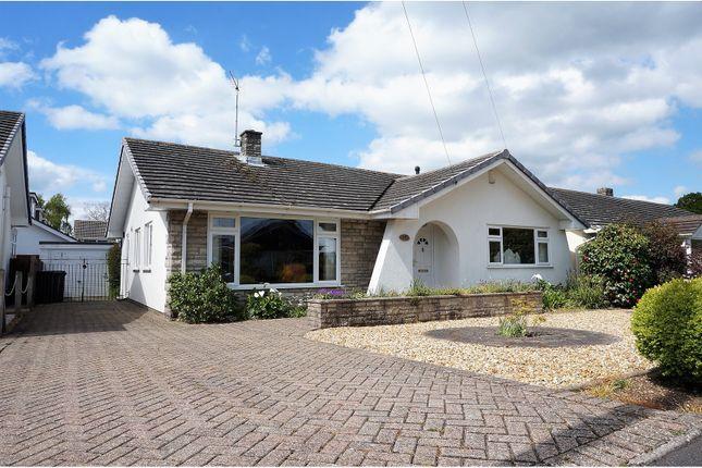 Thumbnail Detached bungalow for sale in Victoria Gardens, Ferndown