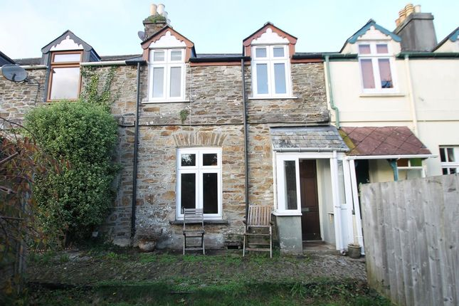 Thumbnail Terraced house for sale in Lower Compton Road, Mannamead, Plymouth