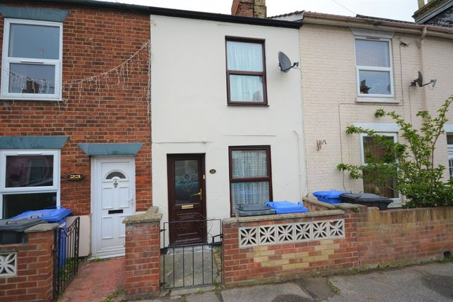 Terraced house for sale in Cathcart Street, Lowestoft
