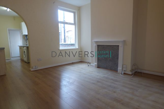Thumbnail Terraced house to rent in Tewkesbury Street, Leicester