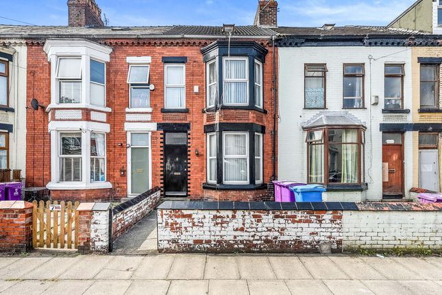 Thumbnail Property for sale in Windsor Road, Liverpool, Merseyside, England