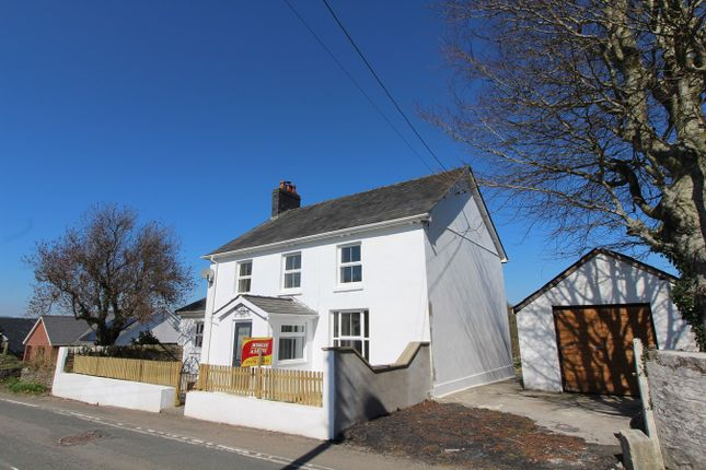 Thumbnail Detached house for sale in Llanybydder, Carmarthenshire