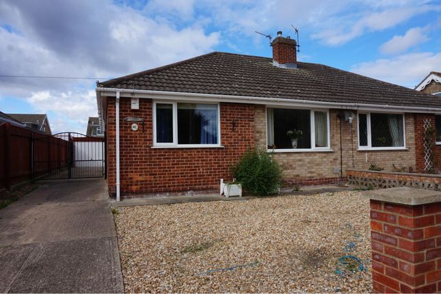 Thumbnail Semi-detached bungalow for sale in Highthorpe Crescent, Cleethorpes