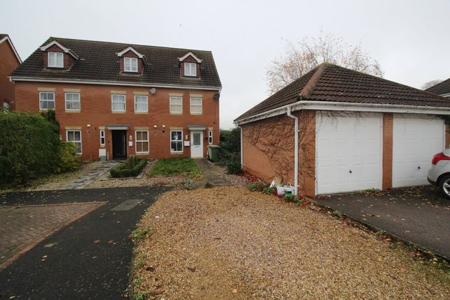 3 bed end terrace house for sale in Barmstedt Drive, Oakham