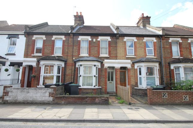 Thumbnail Terraced house for sale in Old Road West, Gravesend, Kent
