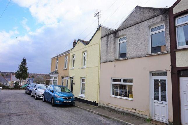Thumbnail Terraced house for sale in Bristol Street, Aberkenfig, Bridgend, Bridgend County.