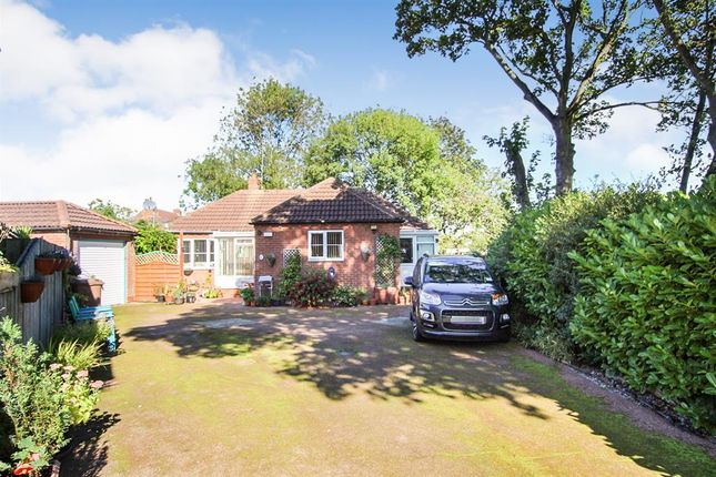Thumbnail Detached bungalow for sale in St. Wilfred Road, Bridlington